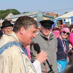 Local Vicar - Whitstable Oyster Festival 2016 (timothyhart) Tags: oyster festival 2016 whitstable kent herne bay thamesestuary england uk tradition tressle
