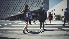 LA (Tom -孟) Tags: la los angeles sony a7rii slog slog2 video film thebroad