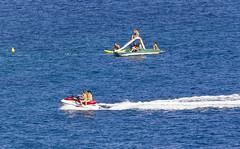 water-sports-IMG_5682 (Roger Brown (General)) Tags: skiathos greece greek mediterranean holiday resort beach sands sea sun shine ferry golden secluded jet skies water slide plantanias bay