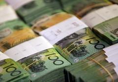 Foreign exchange - Aussie, kiwi transfer larger forward of Yellen speech (majjed2008) Tags: ahead aussie forex higher kiwi move speech yellen