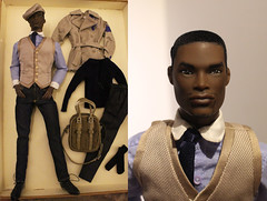 For Sale: Hunky Dreams Tyson Giftset 150usd - ON HOLD (em`lia) Tags: fashionroyalty fr homme male doll ken fashion clothes shoes ooak repaint emiliacouture