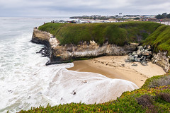 Natural Bridges State Beach, July 2016 #4 (satoshikom) Tags: canoneos60d gnd santacruz westcliff californiacoast canonef1635mmf28liiusm