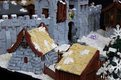 Life in Nordheim (soccersnyderi) Tags: armory arrow aymeri blacksmith boat building bush castle chimney classic cobblestone crane crenelations creation design dirt dragon dwarf dwarven dwarves farm fence flags forge medieval glorfindel greathouse hall hoarding house ice landscape lego mine mitgardia mitgardian moc model nordheim norse city paddock path road rockwork roof shutters mountain skyrim slit slush snow stone technique thatch tower treasure treasury tree viking vine well window winter wood wooden
