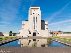 Radio Kootwijk 2 (M van Oosterhout) Tags: radio kootwijk veluwe station broadcasting zendstation landschap nature natuur landscape dutch holland netherlands nederland monument