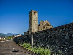 Pieve di Sorano (fil_de_fer) Tags: 2016 italia viafrancigena chiesa church toscana