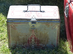 pinstriped cooler (bballchico) Tags: cooler icechest pinstripe