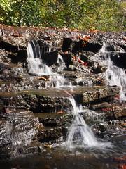 20161024SharonWoods-004 (gglassmeyer) Tags: autumn fall sharonwoods waterfall