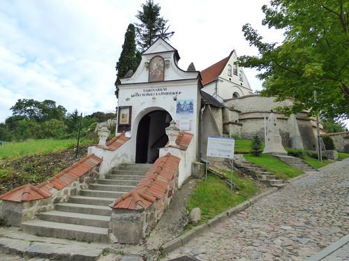 Kazimierz-Dolny, Klasztor p.w. Zwiastowania NMP