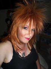 SAM_4255edit (Nicole Hyde) Tags: tg transgender transvestite trans transgirl tgirl tgurl tranny transsexual crossdresser crossdressing nicole hyde shemale ladyboy cd tv drag queen sissy femme girly feminized xdresser m2f mtf enfemme trannie travestis transformation travesti travestito gurly transwoman boy girl man woman smooth shaved bitch sissyfication kinky makeup queer tilf sexy slut sissified tranz travesty girlyboy nails gender bender blonde blond redhead brunette femmegirl sexytv classy dress pantyhose ladylike pink transbian pretty lipstick indoor