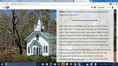 2016 Atlanta Journal-Constitution (Screen 2) (StacyN - MichiganMoments) Tags: travel georgia northerngeorgiastacyniedzwiecki