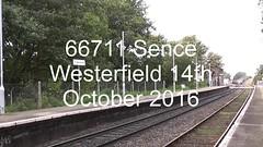 66711 Sence (uktrainpics) Tags: 66711 sence class 66