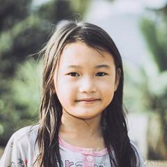 Red Karen, Thailand (M.Pellitero) Tags: chiangrai karen nia retrato thailandia tribu nia
