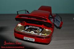 PORSCHE 959 EXOTO MOTORBOX (MODEL CAR PASSION) Tags: porsche 959 exoto motorbox diecast 118 f40 autoart polistil kyosho red rouge rosso rojo supercars supercar best jordanscars