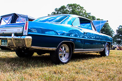 SS Deuce (Shutter Photography & Hot Rod Images) Tags: chevy chevrolet deuce ss supersport car carshow cruisein bedfordva canon50d automobile cragers blue 1966