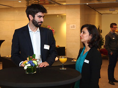 20-10-16 Cross Chamber Young Professionals Networking Night IV - PA200027