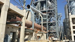 20140821_091256_Richtone(HDR) (David Sudan) Tags: panorama plant industry canon industrial factory cement engineering sigma heavy 1020 meddo 500d cementplant cementfactory sigma1020 heavyengineering engineerng heavyengineerng