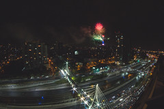 (PabloGoVegan) Tags: chile city santiago nature animal canon fireworks bokeh firework 70d