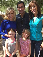 3TV Karen Brown & Channel 3 Krew at Schnepf Farms (karenbrowntv) Tags: arizona brown 3 news phoenix az karen anchor channel cbs 3tv ktvk