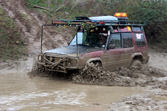 (Mark Harrisons Pictures) Tags: water mud offroad 4x4 splash landrover