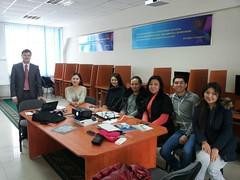 "Kazakh National University, Almaty <a style=""margin-left:10px; font-size:0.8em;"" href=""https://www.flickr.com/photos/89847229@N08/15727061520/"" target=""_blank"">@flickr</a>"
