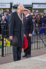 IMG_4545 (Kev Gregory (General)) Tags: world november pakistan two england church st army one march war day force britain flag indian air muslim sunday navy royal reserve police parade ambulance we wreath ii fallen poppy british sikh remembrance gregory veteran 9th hindu kev 1914 salvation bearer johns cambridgeshire legion cadets forget 1918 medals commemoration 2014 lest cambs i chatteris