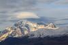 Lenticolare sul Bianco (Roveclimb) Tags: cloud mountain storm alps weather nuvola inverno alpi montagna scialpinismo montblanc aosta skitouring valletta montebianco pila tempesta skialp gressan lenticolare puntadellavalletta