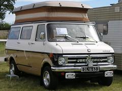 DL-16-63 (Nivek.Old.Gold) Tags: 1969 bedford deluxe thenetherlands camper cf