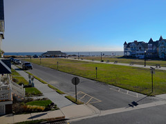 View from 17 Ocean Parkway (gaila3) Tags: beach 2014 oceangrovenj victorianhometour