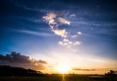 Day 302 (Wouter de Bruijn) Tags: clouds sunrise bluesky zeeland fujifilm 365 302 walcheren oostkapelle xt1 fujinonxf14mmf28r mantelingen