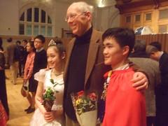 Ex-ambassador John Everard (mtrank) Tags: london disabled northkorea dula dprk royalcollegeofmusic northkorean johneverard