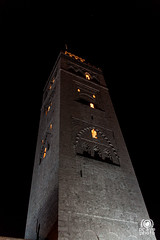 Medina di Marrakesh (andrea.prave) Tags: light luz night nacht lumire unesco morocco maroc marocco marrakech medina marrakesh notte luce koutoubia  moschea minareto     almamlaka     manr  visitmorocco almaghribiyya tourdelmarocco