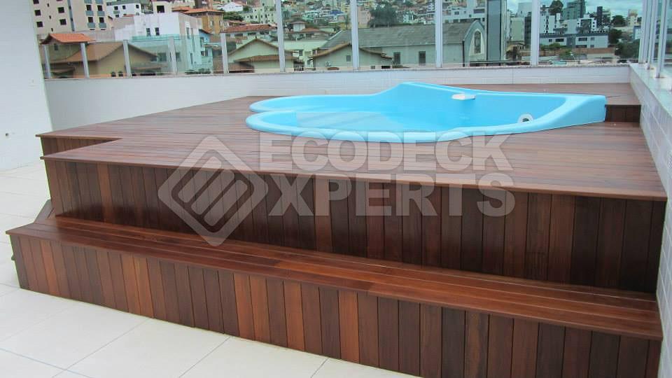 Deck Piscina - 016