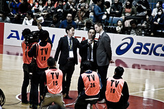 Michael Olson HC (mayor_of_clutch0625) Tags: sports basketball sport japan tokyo hiroshima final    hitachi   nbl nationalbasketballleague  alljapan         aj2015  hitachisunrockers  japanbasketballneverstop alljapan2015  hiroshimadragonflies  hitachisunrockerstokyo
