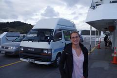 Ferry Across Hokianga Harbour 2 (Markj9035) Tags: sunset sea newzealand lake ferry coast lakes windswept coastline northland ahipara northlands oponomi