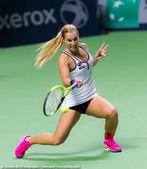 Dominika Cibulkova (Jimmie48 Tennis Photography) Tags: tennis antwerp wta 2015 dominikacibulkova bnpparibasfortisdiamondgames
