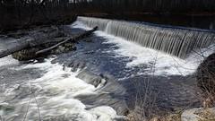 Nissitissit Dam (c. doerbeck) Tags: water ma flow dam massachusetts sony falls le alpha a77 pepperell nissitissit doerbeck christophdoerbeck