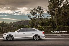 Audi B8 S4 on VFS2 Gloss Graphite (VossenWheels) Tags: b flow european technology euro wheels form audi s4 vossen b8 tagmotorsports vfs2