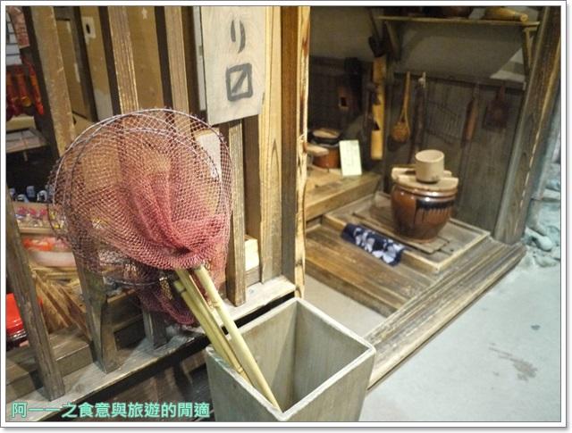 東京自助旅遊上野公園不忍池下町風俗資料館image058