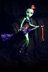 defying.gravity (reiha.) Tags: monster high doll fierce mattel casta