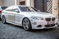 BMW 5 F10 M Sport Package (Lukas Hron Photography) Tags: sport 5 f10 m bmw package 3000 gumball