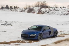 20150116-IMG_0148 (Matthew Groner) Tags: winter snow chicago shoot audi v10 quattro r8
