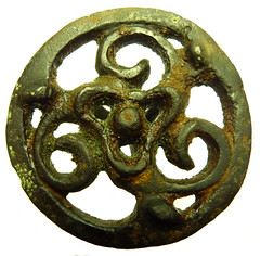 Celtic Triskele Fob/Dangler (Welcome to The PAST) Tags: celtic triskele
