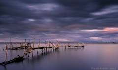 The Refuge (paulosilva3) Tags: world sunset mist sunrise de lee filters ria aveiro waterscape lakescape riverscape