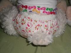 Hello Kitty Lambs3 (Neoguest) Tags: panties sheep hellokitty plushies buildabearworkshop undibears cinnamonbunslamb