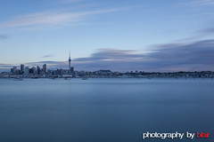 Auckland City (Photography By Blair) Tags: city longexposure newzealand landscape landscapes naturallight auckland aucklandcity 35mmf14l 120sec canon5dmkii lcw500nd