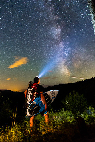 portrait sky night oregon self stars fun funny long exposure mt nightscape shots or roadtrip kiteboarding galaxy midnight hood stary hoodriver milkyway selfie moutnains