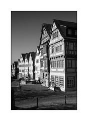 Am Marktplatz (Holger Wei) Tags: leica house bblingen m8 voigtlnder marktplatz fachwerk timbered ultron 228mm