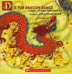 D is for Dragon Dance (Vernon Barford School Library) Tags: china new school festival reading book dance high dragon dancers dancing library libraries ying chinese reads festivals books super chinesenewyear dancer newyear read paperback celebration xuan celebrations cover junior covers bookcover alphabet festivity pick middle vernon quick festivities celebrate recent picks qr chang bookcovers nonfiction paperbacks dragondance alphabets barford softcover abecedarian quickreads yongsheng quickread vernonbarford softcovers abecedarians compestine yingchangcompestine superquickpicks superquickpick 9780439023870 yongshengxuan