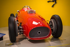 Ferrari 375 (Choo_Choo_train) Tags: red italy color history car canon 50mm fb ferrari alberto museo formula1 ascari maranello emiliaromagna v12 6d 375 5012l