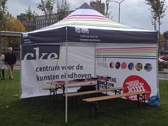 Quick Folding Tent - Tent met opdruk